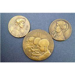 Belgium - Three Bronze Medals, Miseries of the Great War