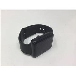 Black Digital Wrist Watch