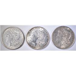 1921-P-D&S MORGAN DOLLARS: