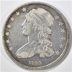 1831 BUST QUARTER VF