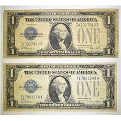 2-1928 $$1.00 SILVER CERTIFICATES