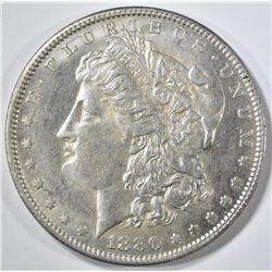 1880-O MORGAN DOLLAR, BU