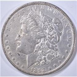1893 MORGAN DOLLAR XF