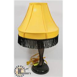 DECORATIVE LEG LAMP - GENERAL,