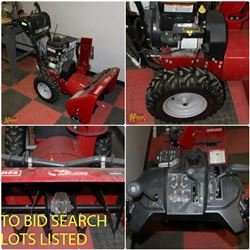 FEATURED ITEM: TO BID SEARCH LOT LISTED