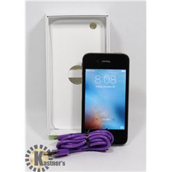 IPHONE 4S WITH CHARGER - 32 GB,