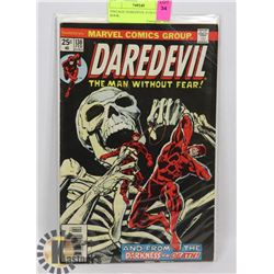 VINTAGE DAREDEVIL #130 COMIC BOOK.