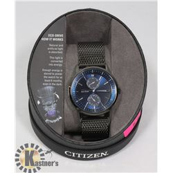 NEW CITIZEN ECO-DRIVE MEN'S WATCH