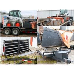 FEATURED 200 BOBCAT 763 SKIDSTEER