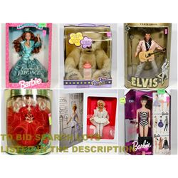 FEATURED COLLECTIBLES,BARBIES,DOLLS