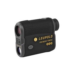 Leupold, RX-1600i TBR/W Laser Rangefinder, 6X22mm, Black/Gray Finish