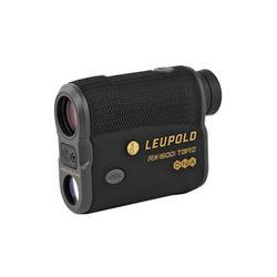 Leupold, RX-1600i TBR/W Laser Rangefinder, 6X22mm, Black/Gray Finish