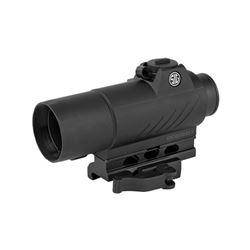 Sig Sauer, Romeo 7, Sight, 1X30mm, Fits M1913 Rail, Graphite Finish, Full Size, 3 MOA Red Dot