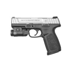 "Smith & Wesson, SD9VE, Semi-automatic, Striker Fired, 9MM, 4"" Barrel, Polymer Frame, Duo Tone Finish"