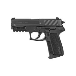"Sig Sauer, SigPro, SP2022, DA/SA, 9MM, Full Size, 3.9"" Barrel, Polymer Frame, Black Finish"