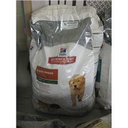 SCIENCE DIET LARGE BREED DOG FOOD 15.5LBS