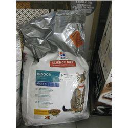 SCIENCE DIET INDOOR ADULT CAT FOOD 15.5LBS