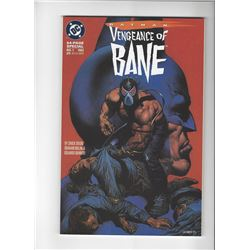 Batman Vengance of Bane Issue #1 by DC Comics