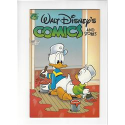 Walt Disneys Comics and Stories Issue #597 by Gladstone Publishing
