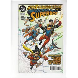 Superboy Issue #61 by DC Comics