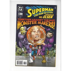 Superman The Man of Steel Issue #85 by DC Comics