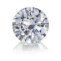 IGITL Cert. Natural Round Diamond 0.36 Cts, I , SI-2