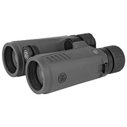 Sig Sauer, Zulu7, Binocular, 10X42mm, Open Bridge, Graphite Finish
