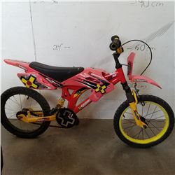 X GAMES MOTO BIKE YOUTH SIZE