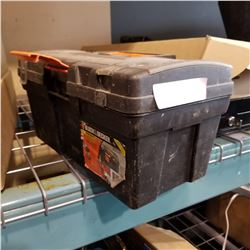 TOOL BOX OF WELDING TIPS AND ELECTRICAL