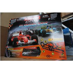 CARRERA GO F1 GRAND PRIX SLOT CAR SET COMPLETE