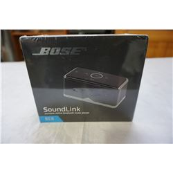 NEW BOSE BE8 SOUNDLINK BLUETOOTH PLAYER - UNAUTHENTICATED