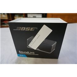 BOSE BLUETOOTH SPEAKER - UNAUTHENTICATED