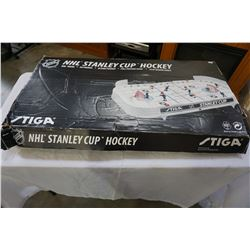 STIGA NHL STANLEY CUP TABLE TOP HOCKEY GAME