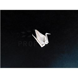 Once Upon a Time in Wonderland - Alice's Swan Origami Prop