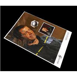 Eureka - EKG Nodes for Carter Concept Art (S05E07)