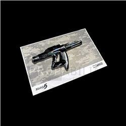 Eureka - Marauder Gun Concept Art (S05E12)