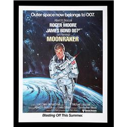 MOONRAKER (1979) - Two US Promo Posters, 1979