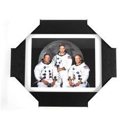 Apollo II - 1969 Astronauts Moon Landing 8x10 50 Y