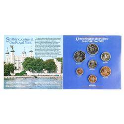 1982 UK UNC CoinsÂ