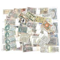 Estate Lot - Mixed Banknotes - World