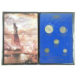 USA Liberty Collection Silver Coins