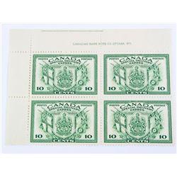 Block Canada 10 Cents E10