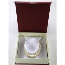 Flex Bracelet, Freshwater Pearls