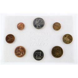 1990 South Africa Coin Set
