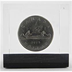 1975 Nickel Dollar Paper Weight