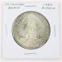 Austria 1780x SF Thaler - Maria Theresa Dav 1150