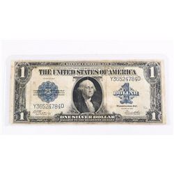 1923 USA Silver Certificate Blue Seal