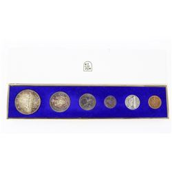 Royal Trust - 1966 Silver Year Set Boxed