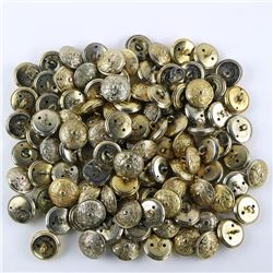 Estate Lot - 100 Buttons Governor Generals Foot Gu