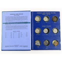 Estate Book - Mixed Coins Foreign, Trade Dollar, E